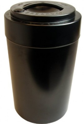 Tightvac-EverythingVac-Bulk-Dry-Goods-Storage-Container-5-Pounds-Plus-Solid-Black-BodyCap-0