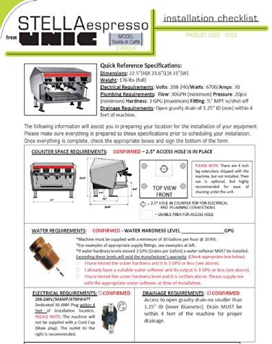 UNIC-USA-Stella-di-Caffe-2G-Espresso-Machine-0-0