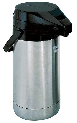 Update-International-FLSV-25BKBT-Stainless-Steel-Air-Pot-with-Black-Lever-Top-2-12-Liter-0