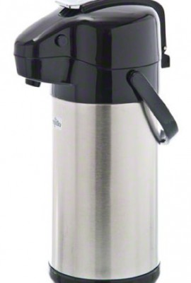 Update-International-NVSL-25BK-6-Pack-Sup-R-Air-Stainless-Steel-Air-Pot-with-Black-Lever-Top-84-Ounce-0