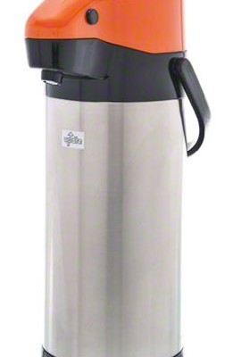 Update-International-NVSP-30OR-6-Pack-Sup-R-Air-Stainless-Steel-Air-Pot-with-Orange-Push-Button-Top-101-Ounce-0