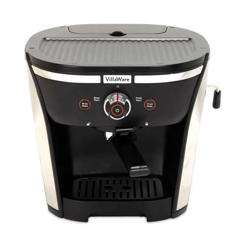 Coffee Consumers VillaWare 15 Bar Pressure Pump Espresso Maker