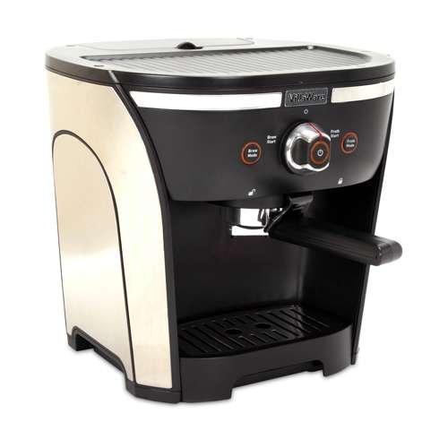 Coffee Maker Replacement Pump : Coffee Consumers VillaWare 15 Bar Pressure Pump Espresso Maker