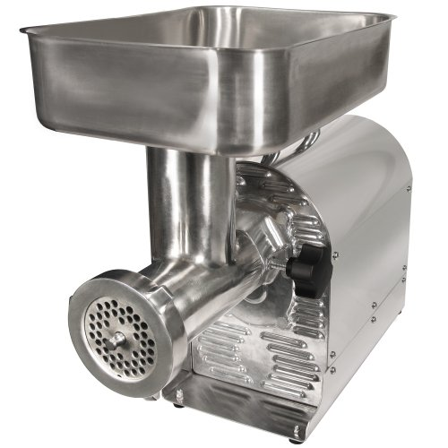 Weston-08-0801-W-Number-8-Commercial-Meat-Grinder-12-HP-0