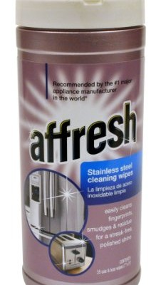 Whirlpool-W10355049-Affresh-Stainless-Steel-Cleaning-Wipes-35-Wipes-0