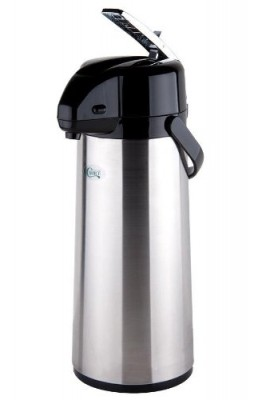 Winco-Glass-Lined-Airpot-25-Liter-Lever-Top-0