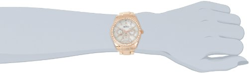 XOXO-Womens-XO5386-Rhinestone-Accent-Rose-Gold-Dress-Watch-0-0