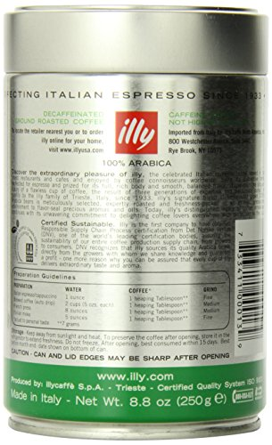 illy-Caffe-Decaffeinated-Ground-Coffee-Medium-Roast-Green-Band-Coffee-88-Ounce-Tins-Pack-of-2-0-0