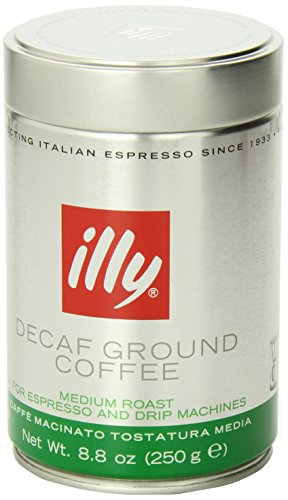 illy-Caffe-Decaffeinated-Ground-Coffee-Medium-Roast-Green-Band-Coffee-88-Ounce-Tins-Pack-of-2-0-1