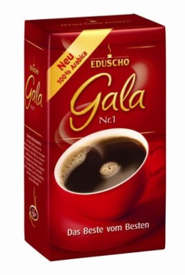 2-Packs-Eduscho-Gala-Nr-1-Ground-Coffee-176oz500g-0