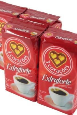 3-Coraes-Coffee-Rost-and-Ground-Extra-Strong-1760-oz-PACK-OF-04-Caf-Torrado-e-Modo-Extraforte-500g-0