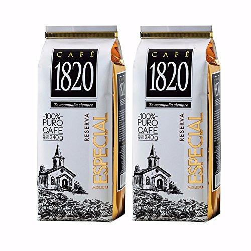 Cafe-1820-Reserva-Especial-Costa-Rica-Gourmet-Ground-Premium-Coffee-12-oz-340-gr-2-Pack-0