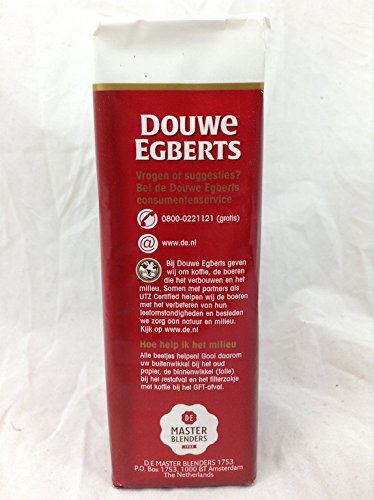 Douwe-Egberts-Aroma-Rood-Ground-Coffee-88-ounce-Packages-Pack-of-4-0-2