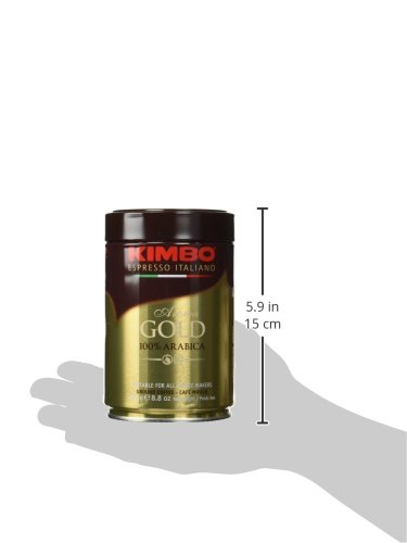 Kimbo-Espresso-Coffee-Italiano-Aroma-Gold-100-Arabica-3-Cans-0-1