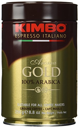 Kimbo-Espresso-Coffee-Italiano-Aroma-Gold-100-Arabica-3-Cans-0